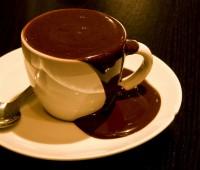 Salsa de Chocolate: Receta fácil de charlotte