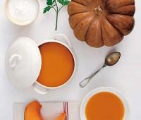 Sopa crema de Calabaza