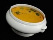 Sopa Crema de Calabaza Casera
