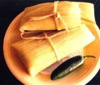 Tamales de maíz