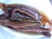 Salsa de anchoas