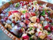 Ceviche, ìcono de la cocina Peruana