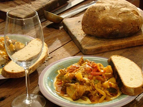 google receta cocina argentina: