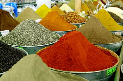 Qu especias uso para condimentar cocinachic - Especias para la cocina ...