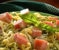 Fettuccini o Tallarines Alfredo