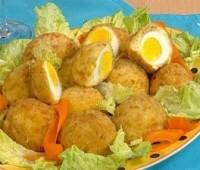 Huevos a la Villeroy