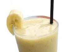 Licuado de banana