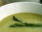 Sopa de esparragos