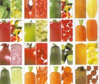 Cortes de vegetales