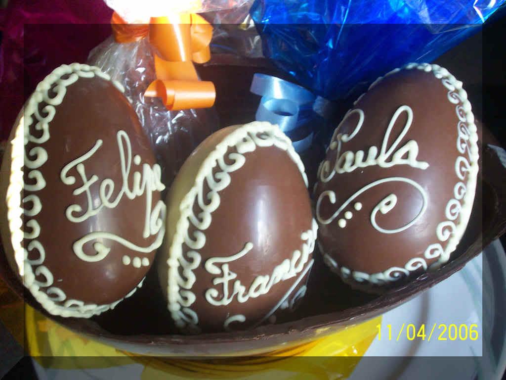 Como hacer un huevo de Pascua