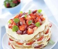 Día de la madre: Super torta de frutillas
