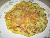 Omelette a la Tailandesa
