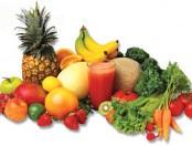 Piel sana con ciruelas y zanahorias