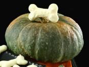 Halloween:huesitos de merengue