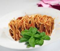 Spaghetti al verdeo
