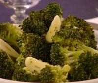 Receta de Brócoli al ajo