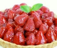 Tartitas de frutillas