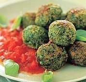 Croquetas vegetarianas