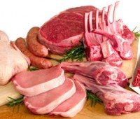 Calorías de las diferentes carnes