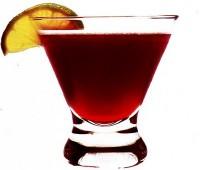Bebida refrescante para el verano