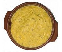 Puré de maíz- Humita