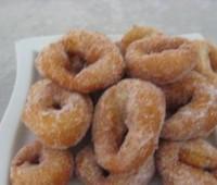 Rosquillas de Ujué: Receta española