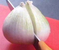 ¿Cómo conservar mejor una parte de cebolla en la heladera?