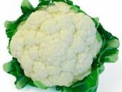 Secreto para mantener la coliflor blanca al hervirla