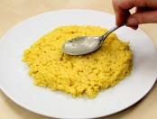 Arroz al salto: Para recuperar sobras de arroz
