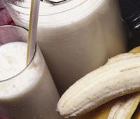 Licuado de bananas: receta express