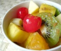 Macedonia de frutas: receta fácil