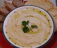 Hummus a la manera de la Bobe