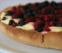 Pasta Frola con Frutos de Bosque: Receta deliciosa con frutos rojos