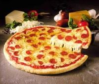 Pizza con masa sin glúten- Receta de pizza para celíacos