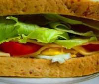 ¿Cómo hacer un sandwich vegetariano? ¿Con qué ingredientes hago un sandwich vegetariano?