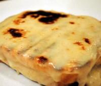 Croque Monsieur: Típico sandwich francés