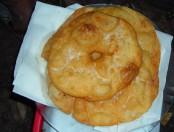 Tortas fritas típicas argentinas y uruguayas