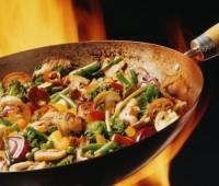 El wok: Invento chino que saltó al mundo- Cómo usar un wok