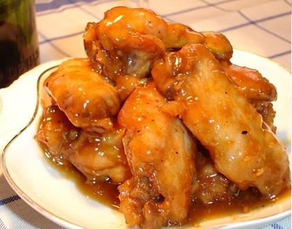 Im genes de alitas de pollo hechas de diferentes maneras for Maneras de cocinar pollo