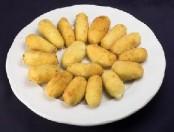 Tortitas de mijo