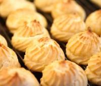 Receta de Pasta Choux para Profiteroles