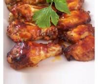 Alitas de pollo al horno a la manera de Cocina Chic