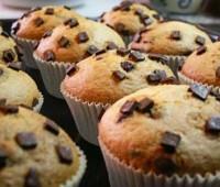 Muffins: Receta básica de Muffins