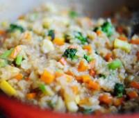 Risotto Primavera: Receta con arroz