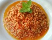 Risotto al tomate: Receta fácil con arroz y tomates