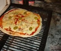 Cómo hacer Pizza a la Parrilla