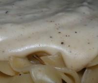 ¿Cómo hago la salsa blanca? Receta fácil de salsa blanca