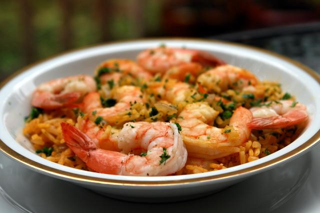 camarones al ajillo receta f cil y rica cocinachic