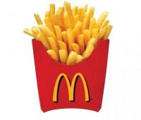 McDonald's mostró el paso a paso de las papas fritas en un video