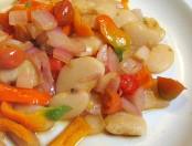 Porotos en escabeche: Receta casera sin cocinar